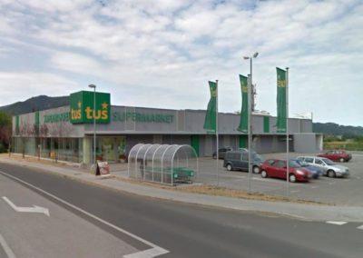 Supermarket TUŠ, Ruše