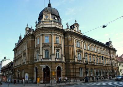 Pošta Čopova,  Ljubljana