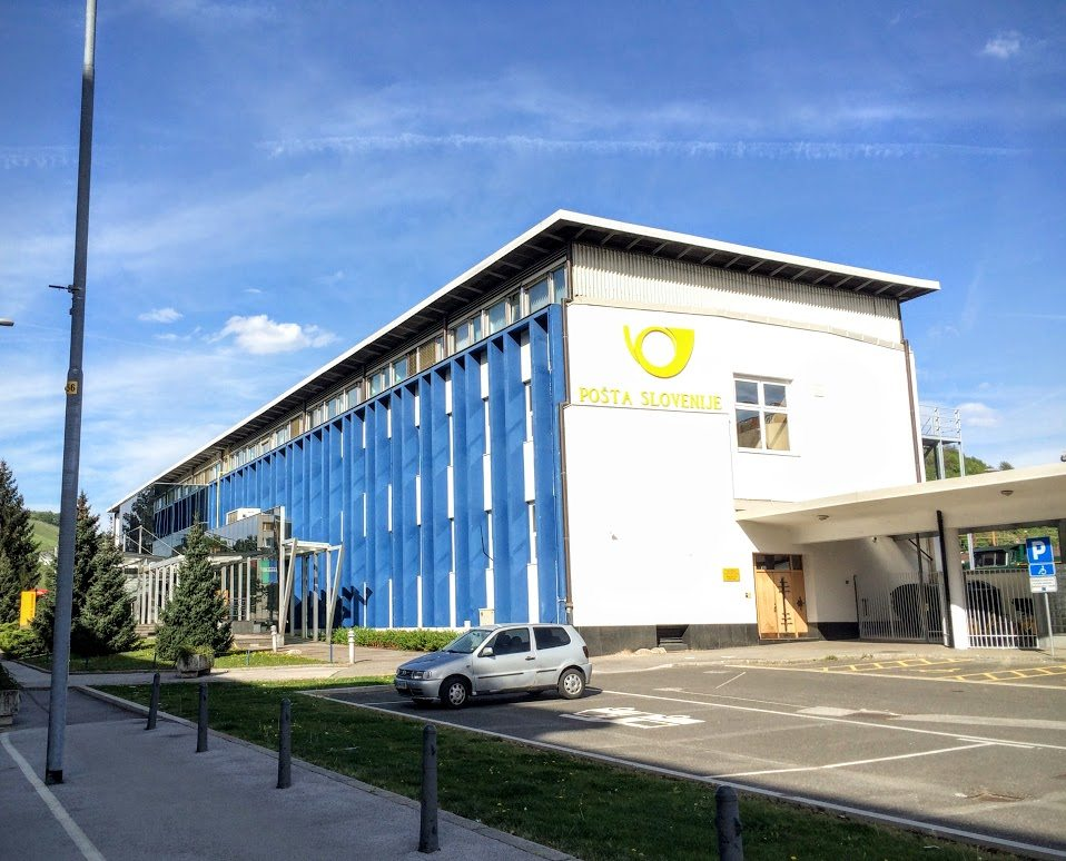 Pošta Partizanska cesta, Maribor