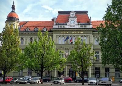 Pošta Slomškov trg, Maribor