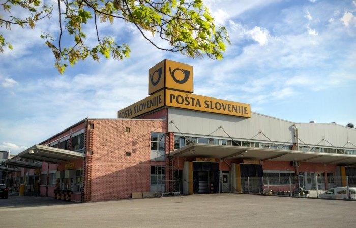 Poštno logistični center Maribor, Tezno