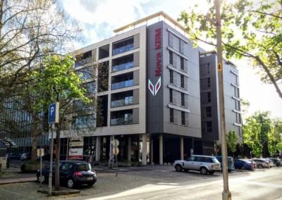Poslovno stanovanjski objekt Maistrov Dvor, Maribor
