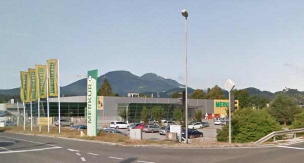Center Merkur, Slovenj Gradec