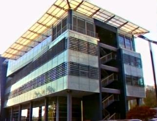 Upravna stavba TEŠ, Šoštanj