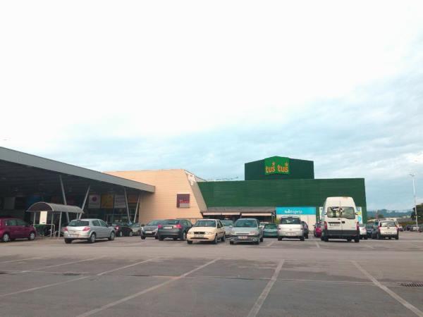 Supermarket Tuš, BTC Ljubljana