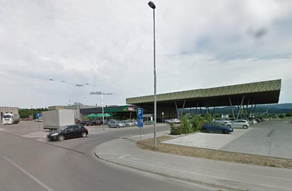 Supermarket Tuš, Žalec