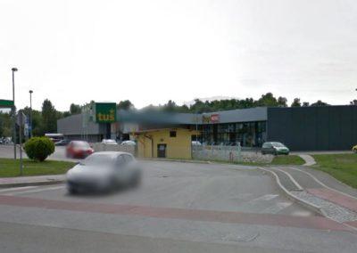Supermarket Tuš, Gornja Radgona